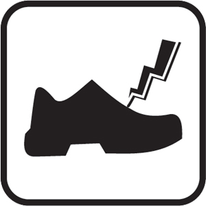 Antistatic - Coogar Safety Shoes
